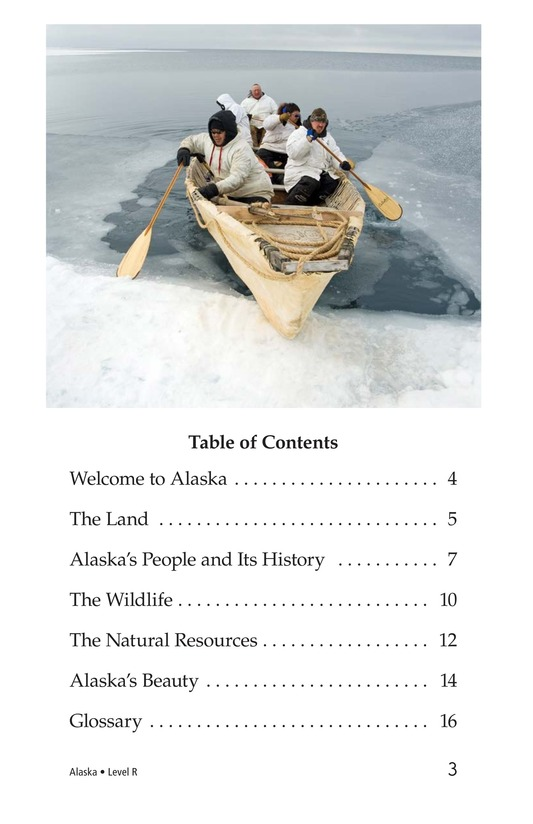 Book Preview For Alaska: The Last Frontier Page 3