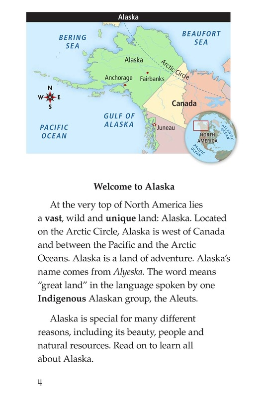 Book Preview For Alaska: The Last Frontier Page 4