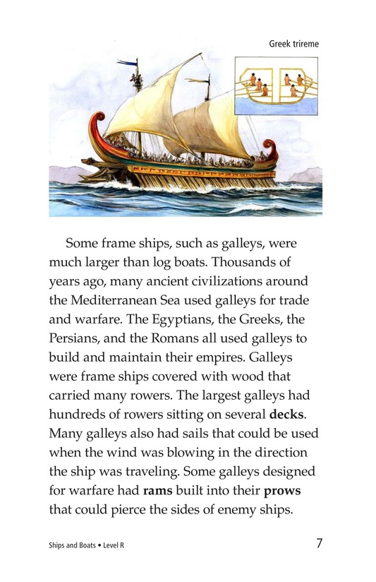 Book Preview For Ships and Boats Page 7