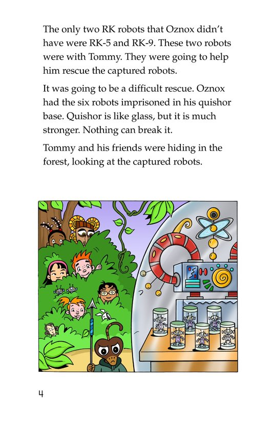 Book Preview For The Final Rescue Page 4