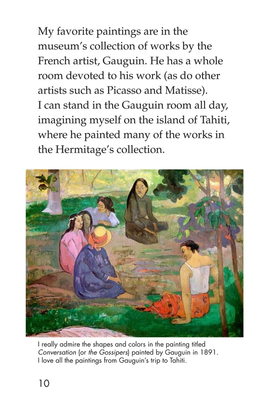 Book Preview For The State Hermitage: Russia's Amazing Museum Page 10