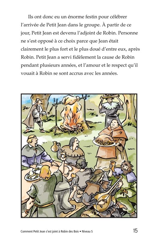 Book Preview For How Little John Joined Robin Hood Page 15