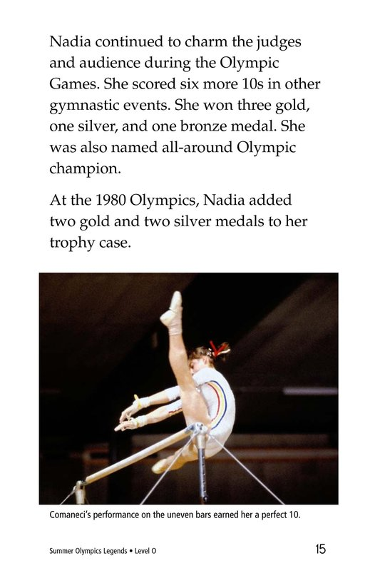 Book Preview For Summer Olympics Legends Page 15
