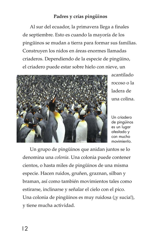 Book Preview For Penguins Page 12