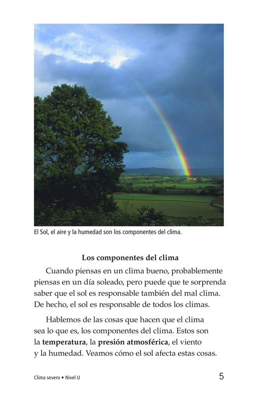 Book Preview For Severe Weather Page 5