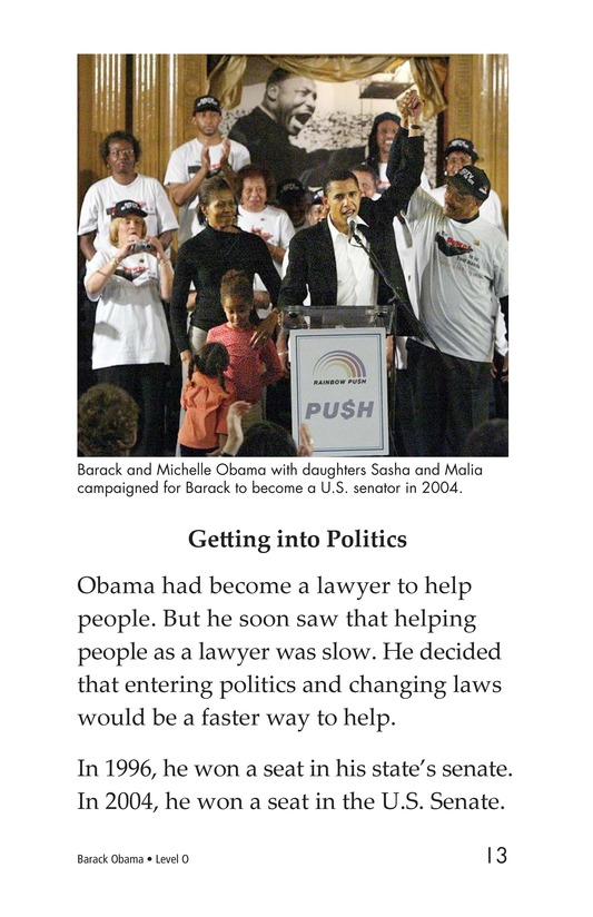 Book Preview For Barack Obama Page 13