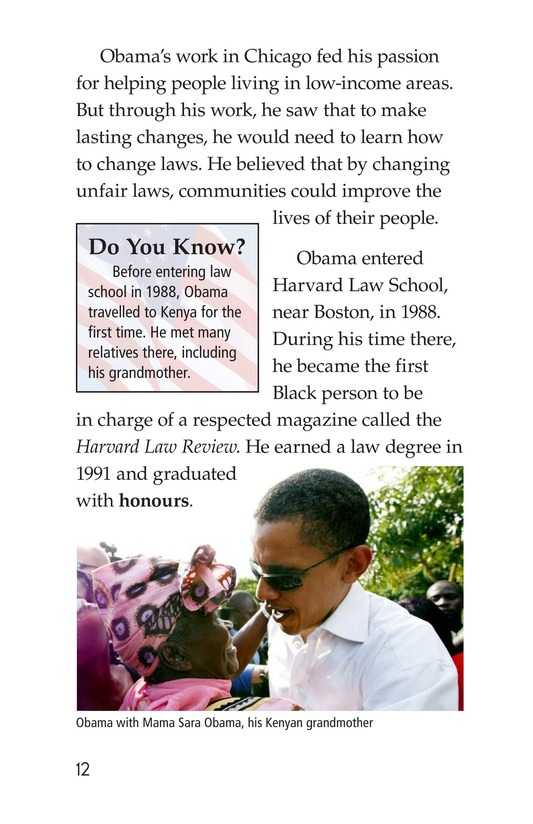 Book Preview For Barack Obama Page 12