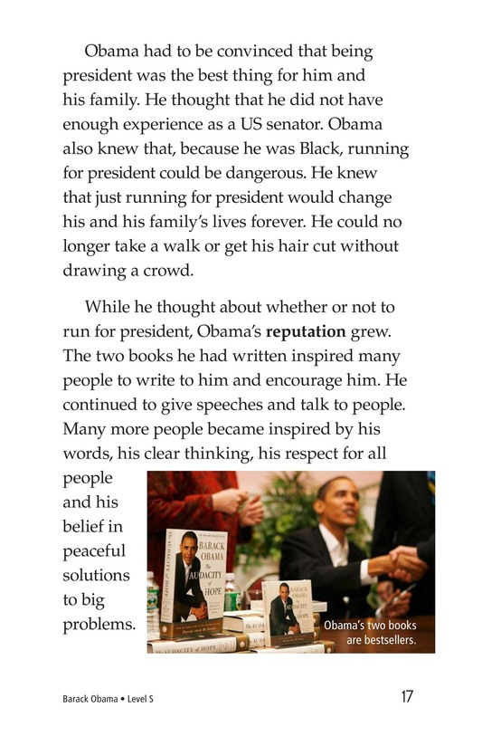 Book Preview For Barack Obama Page 17