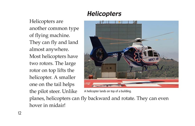 Book Preview For Fantastic Flying Machines Page 12