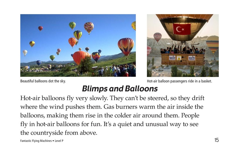 Book Preview For Fantastic Flying Machines Page 15