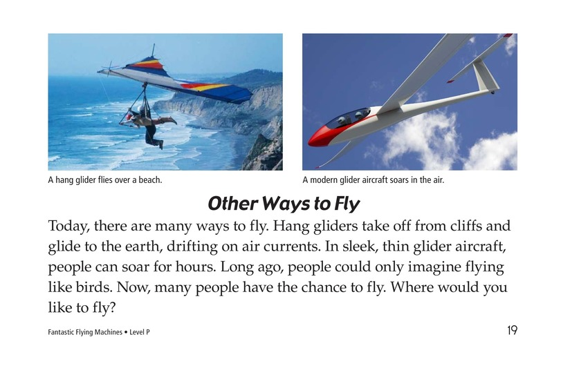 Book Preview For Fantastic Flying Machines Page 19