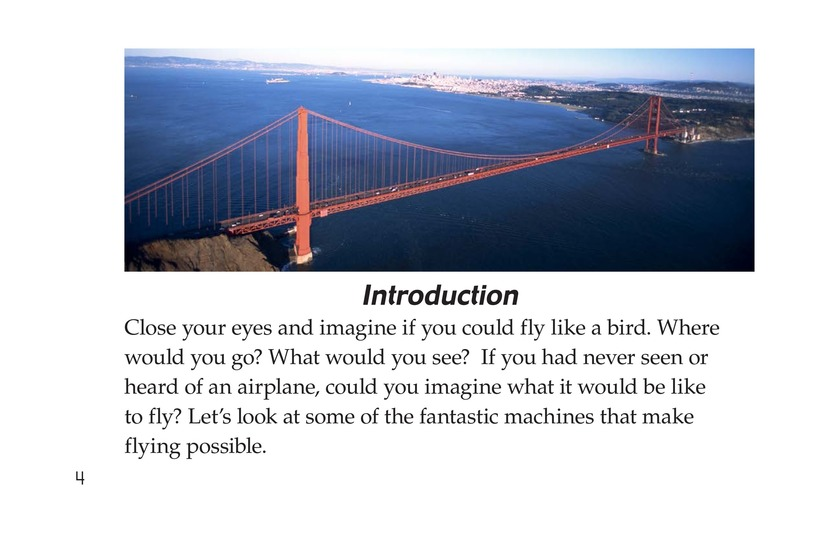 Book Preview For Fantastic Flying Machines Page 4