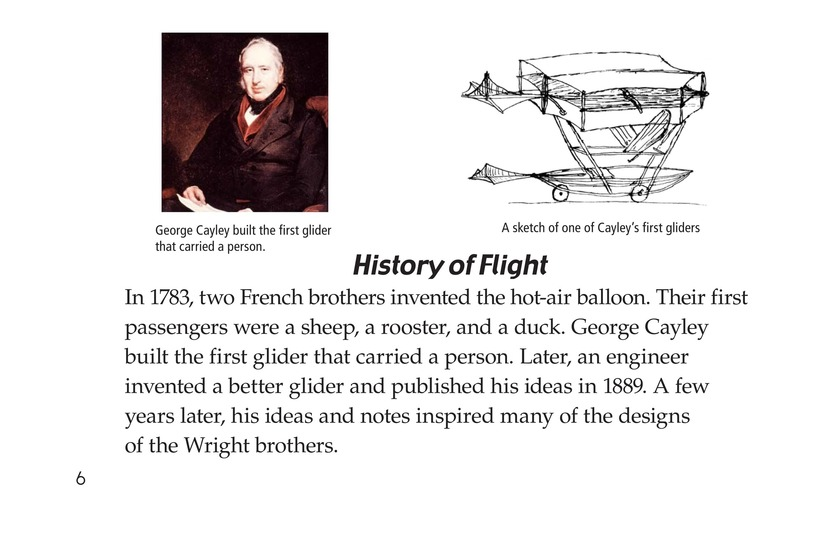 Book Preview For Fantastic Flying Machines Page 6