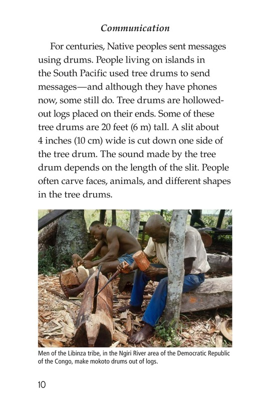 Book Preview For Drums and Drumming Page 10