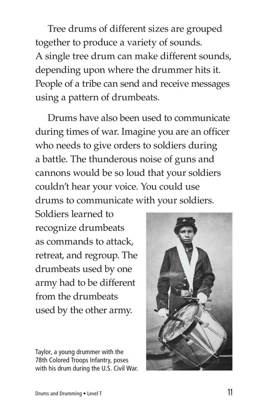 Book Preview For Drums and Drumming Page 11