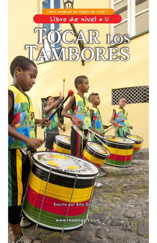 Book Preview For Drums and Drumming Page 1