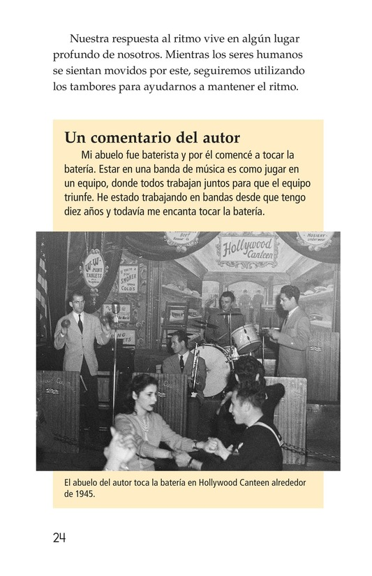 Book Preview For Drums and Drumming Page 24