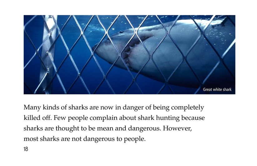 Book Preview For Sharks Page 18
