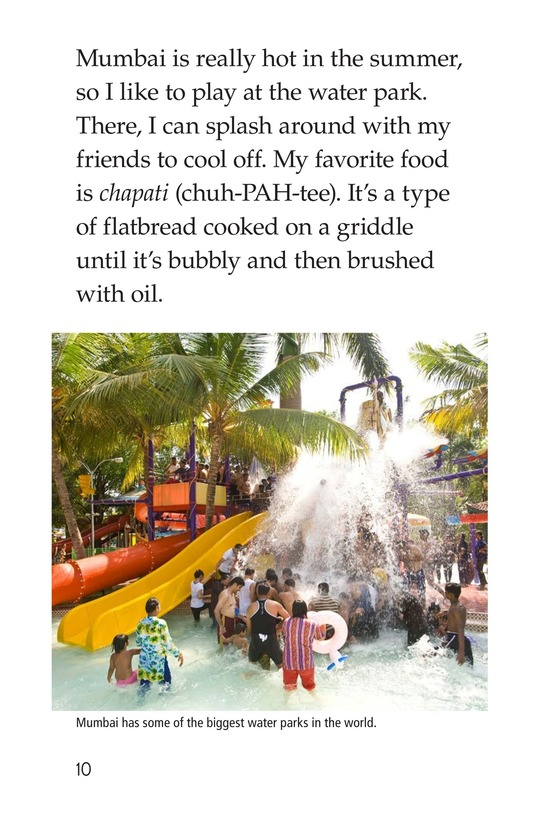 Book Preview For Friends Around the World Page 10