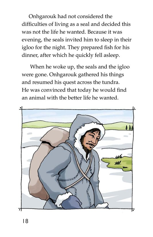 Book Preview For Caribou Man Page 18