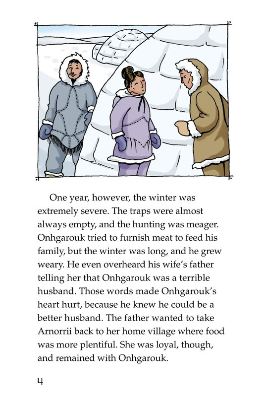 Book Preview For Caribou Man Page 4