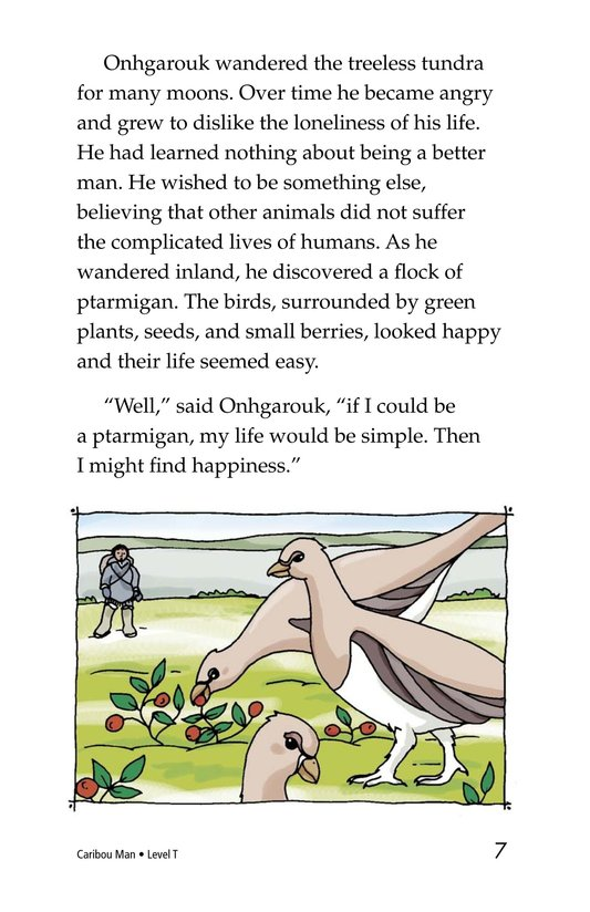 Book Preview For Caribou Man Page 7