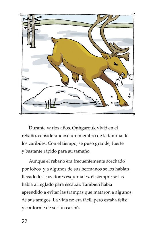 Book Preview For Caribou Man Page 22