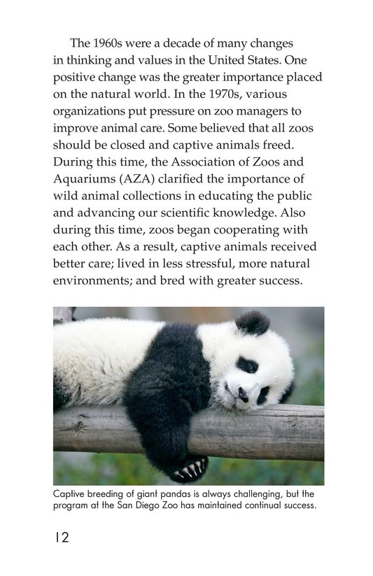 Book Preview For Zoos Through the Ages Page 12
