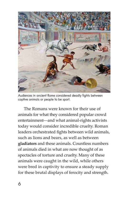 Book Preview For Zoos Through the Ages Page 6