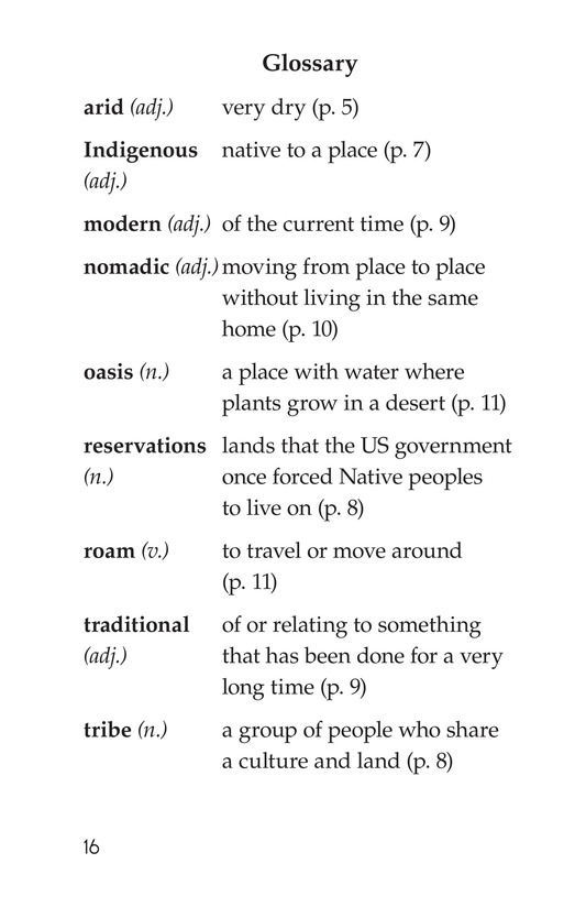 Book Preview For Desert People Page 16