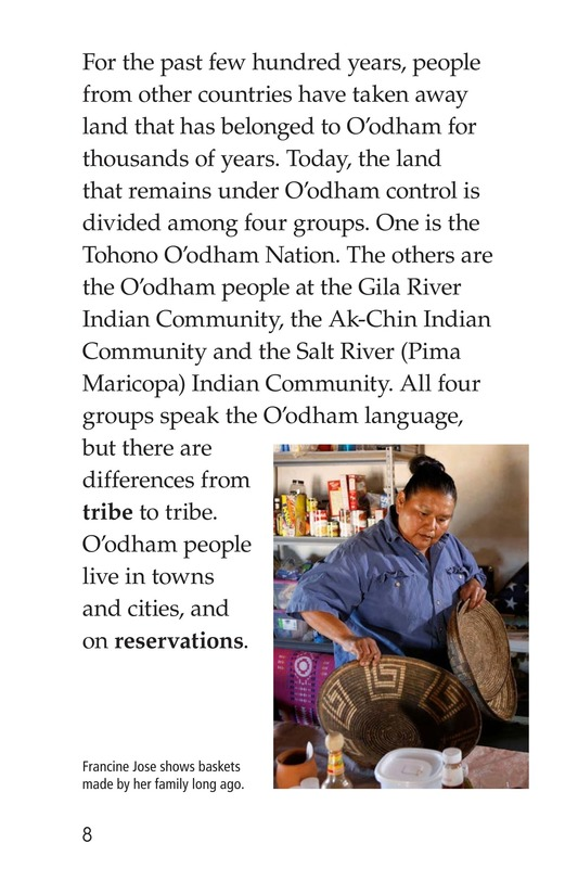 Book Preview For Desert People Page 8