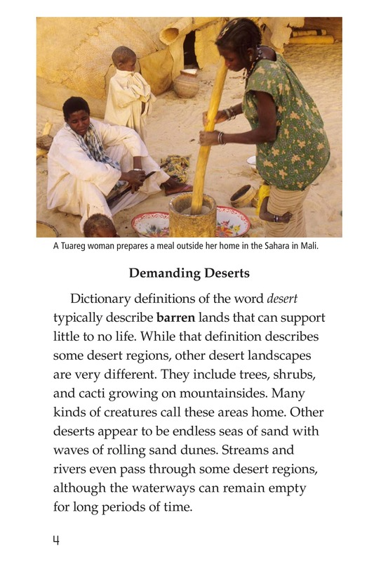 Book Preview For Desert People Page 4