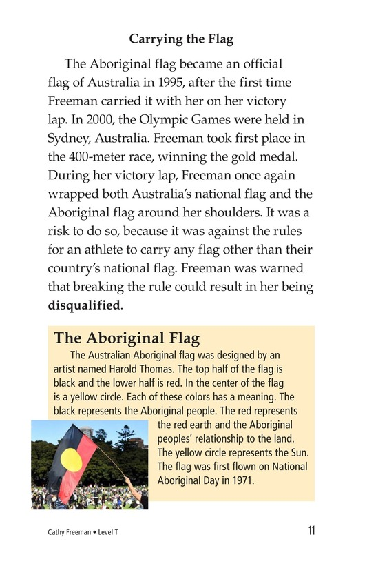 Book Preview For Cathy Freeman Page 11