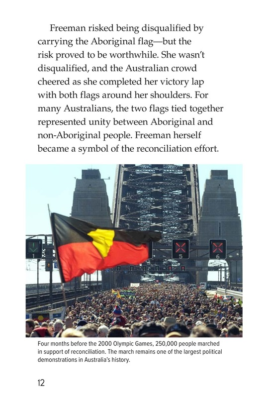 Book Preview For Cathy Freeman Page 12