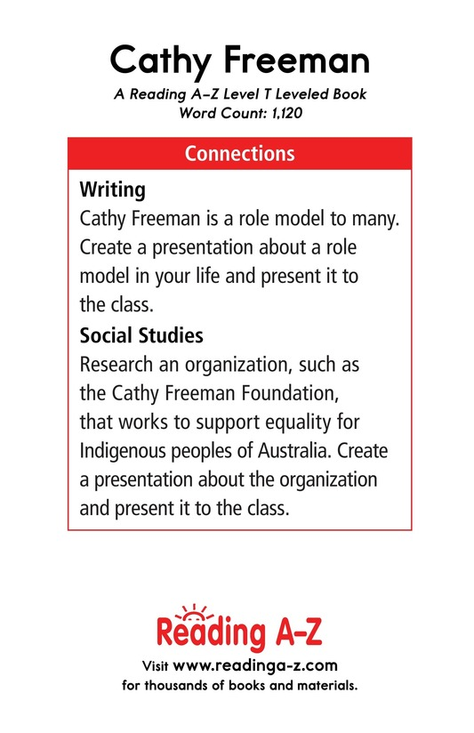 Book Preview For Cathy Freeman Page 17