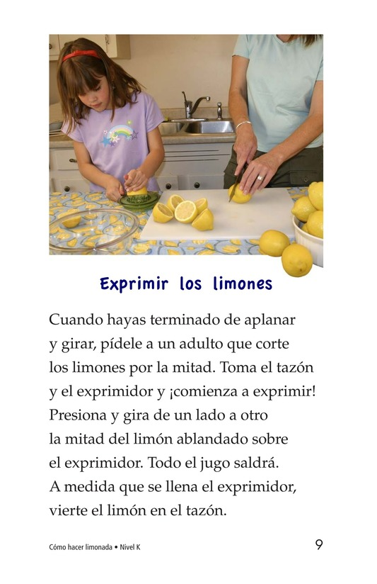Book Preview For How to Make Lemonade Page 9