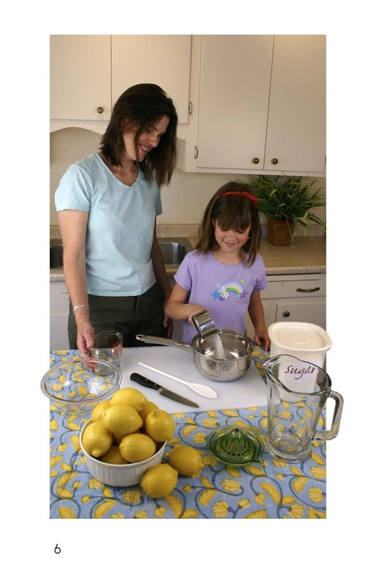 Book Preview For How to Make Lemonade Page 6