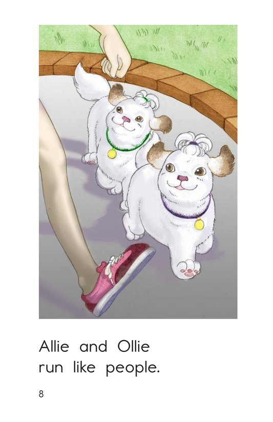 Book Preview For Allie and Ollie Page 8