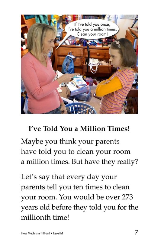 Book Preview For How Much Is a Trillion? Page 7