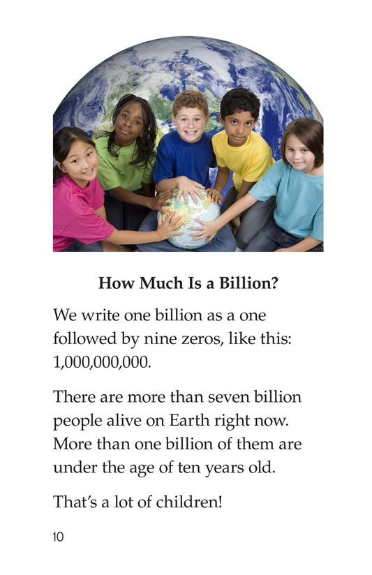 Book Preview For How Much Is a Trillion? Page 10