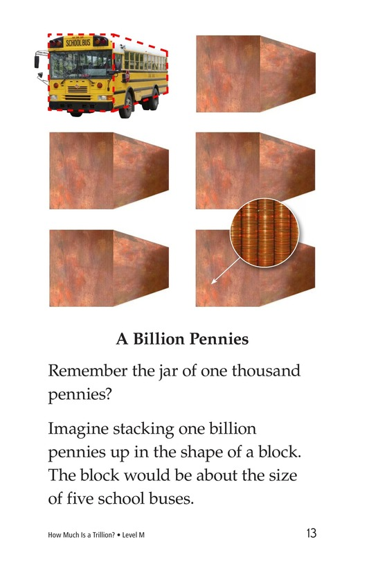 Book Preview For How Much Is a Trillion? Page 13