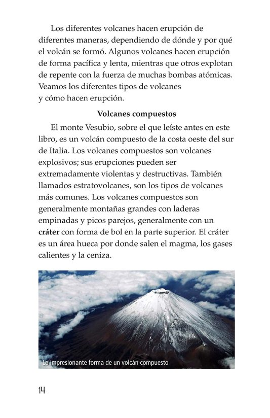 Book Preview For Volcanoes Page 14