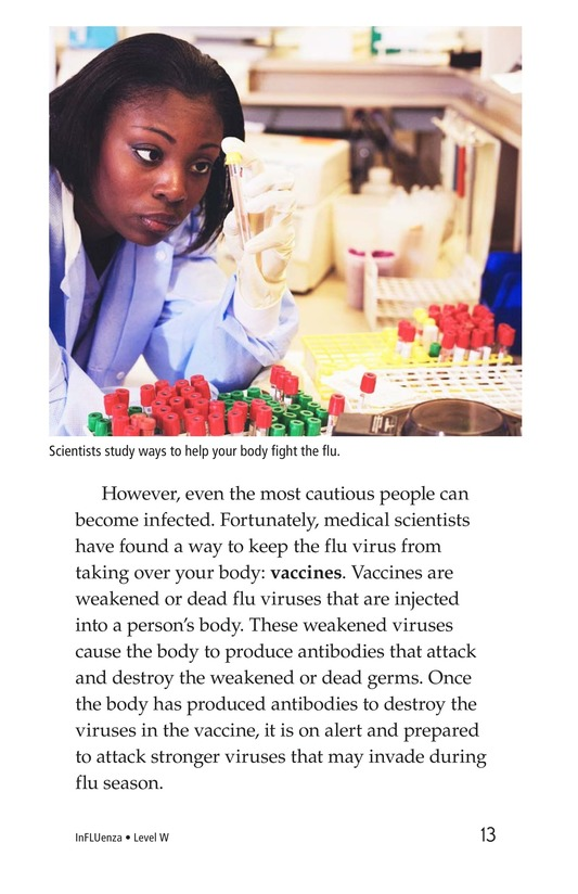 Book Preview For InFLUenza Page 13