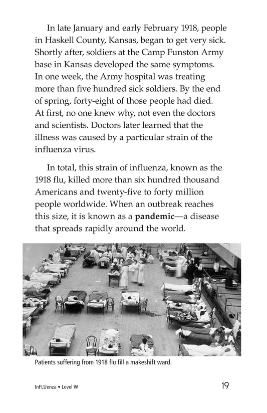 Book Preview For InFLUenza Page 19