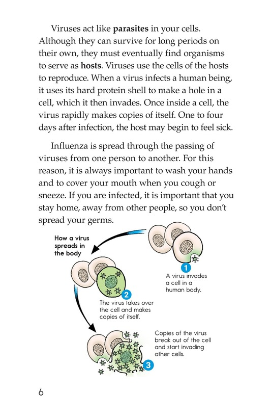 Book Preview For InFLUenza Page 6