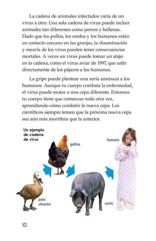 Book Preview For InFLUenza Page 10