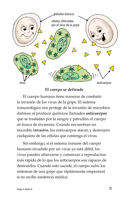 Book Preview For InFLUenza Page 11