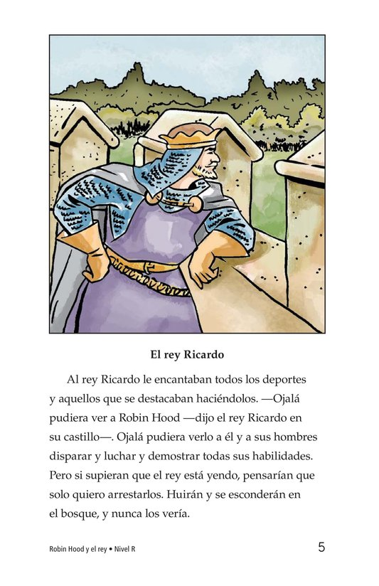 Book Preview For Robin Hood and the King Page 5
