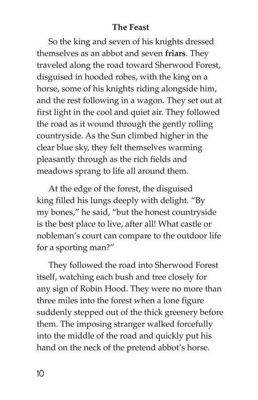 Book Preview For Robin Hood and the King Page 10