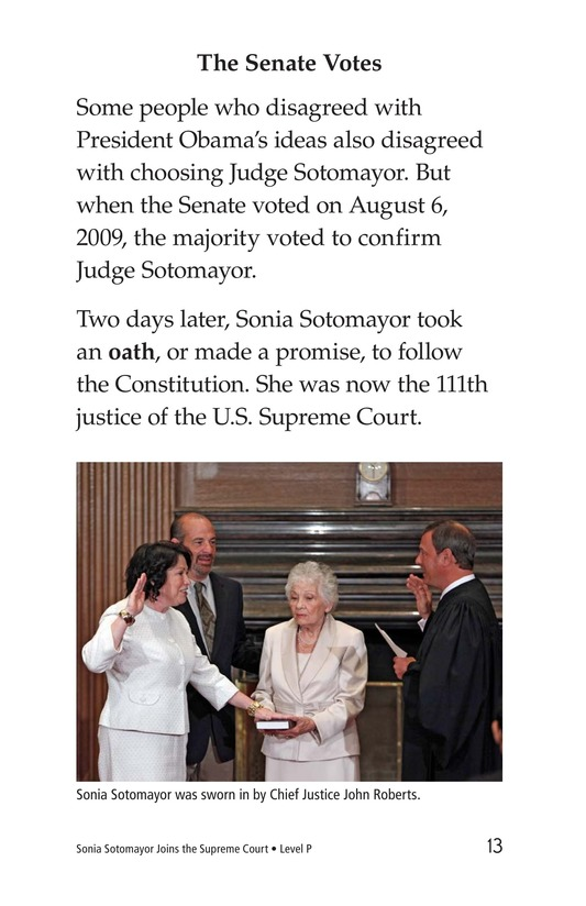 Book Preview For Sonia Joins the Supreme Court Page 13